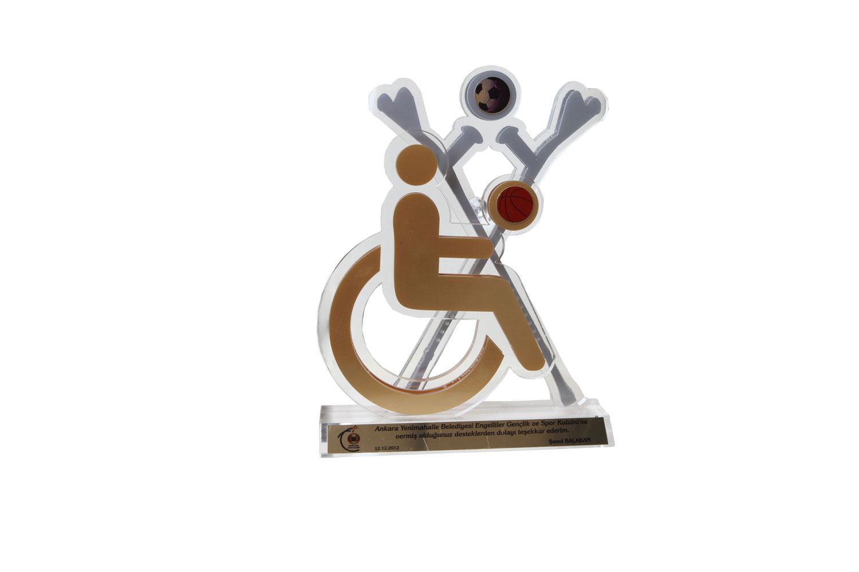 Yenimahalle Gençlik ve Engelliler Spor Kulübü Sponsorluğu